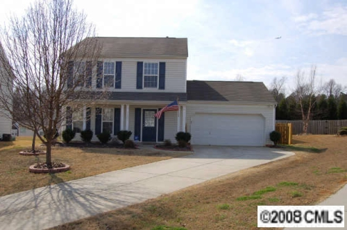 11051 Treebranch Drive, Charlotte, NC