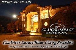 July \'08 Charlotte, NC Area Luxury Home Listings