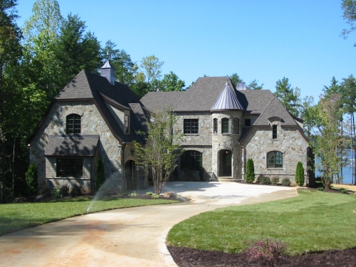 Lake Norman Waterfront Luxury